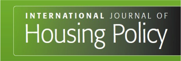 Call for New Editor-in-Chief of the International Journal of Housing Policy